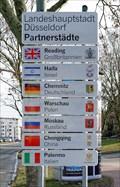 Image for Partnerstädte der Landeshauptstadt Düsseldorf — Düsseldorf, Germany