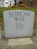 Image for Westhampton Korean War Memorial - Westhampton, MA