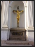 Image for Churchyard Cross (Church of Saint James the Greater) - Veverská Bítýška, Czech Republic