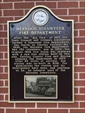 Image for The Great Fire of 1917 - Herndon, Virginia