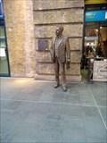 Image for Sir Nigel Gresley - Kings Cross, London.