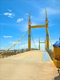 Image for The Diamond Gate Bridge—Phnom Penh, Cambodia.