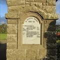 Image for Meigle War Memorial - Perth & Kinross, Scotland.
