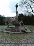 Image for Minnesängerbrunnen - Nürnberg (Nuremberg), Germany
