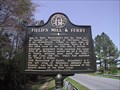 Image for Field's Mill & Ferry - GHM 064-23 - Gordon Co., GA