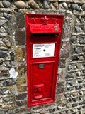 Image for Victorian Wall Post Box - Climping, nr. Littlehampton, Sussex, UK