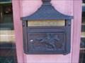 Image for Unique metal mailbox - Abbeville, SC