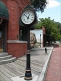 Image for Citizens Bank Clock - Dallas, Texas