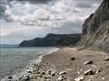 Image for Pebble Stone Beach - West Bay, Dorset (UK)