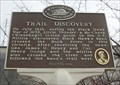 Image for Trail Discovery Historical Marker