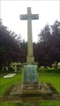 Image for Combined WWI / WWII memorial - St John the Baptist - Mayfield, Staffordshire
