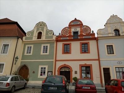Burgher house No. 5 - Horsovsky Tyn, Czech Republic