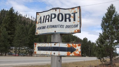 Troy Airport - Troy, Montana - Airports on Waymarking com