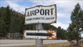 Image for Troy Airport - Troy, Montana