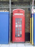Image for Red Telephone Box - Upper Park Road, London, UK
