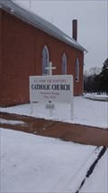 Image for Saint John the Baptist Catholic Church Cemetery - Ridgeville Township, WI, USA