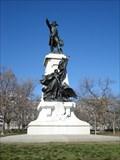 Image for Major General Comte Jean de Rochambeau - American Revolution Statuary - Washington, DC