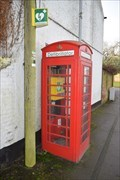 Image for Red telephone Box - Cosby, Leicestershire, LE9 1RQ