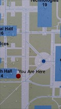 """Image for College of San Mateo """"You are here"""" (South Hall) - San Mateo, CA"""