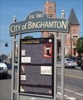 Image for Historic Binghamton - Binghamton, NY