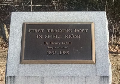 First Trading Post in Shell Knob, by MountainWoods
