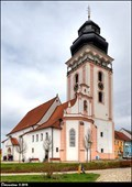 Image for Kostel Sv. Mateje / Church of St. Matthew - Bechyne (South Bohemia)