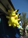 Image for Pikachu at Great America - Santa Clara, CA