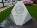 Image for World War I Memorial - Peabody, MA