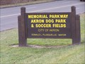 Image for Memorial Parkway - Akron Dog Park & Soccer Fields, Ohio