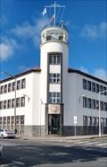 Image for Capitania Ponta Delgada Naval Flag Pole