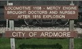 Image for Ardmore 1915 Explosion - Ardmore, Oklahoma