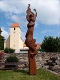 Image for Plastika Andel pro živou vodu - Žumberk, Czech Republic