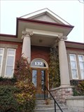 Image for Whitby    Library  -  Ontario  CANADA.