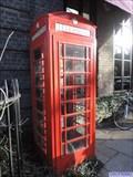Image for Red Telephone Box - Trumpington Street, Cambridge, UK