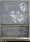 Image for Vilnius Ghetto Memorial Tablet in Rudninku street - Vilnius (Lithuania)