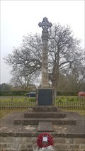 Image for Memorial Cross - Knipton, Leicestershire