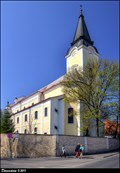 Image for Church of All Saints / Kostel Všech svatých - Libochovice (North Bohemia)
