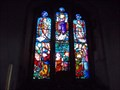 Image for St Michael and all Angel Church Windows, Cuxton, Kent. UK