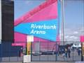 Image for Riverbank Arena - Stratford, London, UK