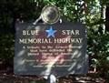 Image for Alabama Welcome Center Blue Star Marker - I-59 Southbound at AL State Line