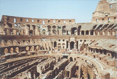 Roman Colosseum, Rome