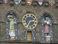 Image for Castle Clock Tower - Lucky Seven - Cardiff Castle, Wales.