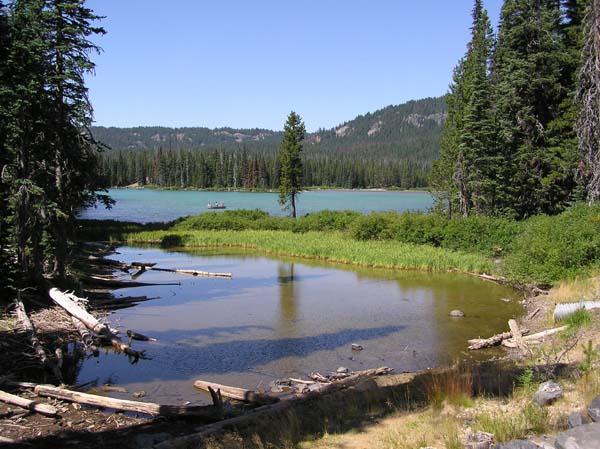 picture photo devils lake deschutes - photo #22