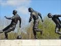 Image for Sir Stanley Mathews C.B.E. Statue - Stoke on Trent, UK