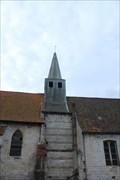 Image for Le Clocher de l'église Saint-Pierre - Nielles-lès-Ardres, France