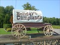 Image for Holiday Camplands Covered Wagon - Andover, OH