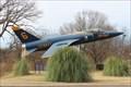 Image for Grumman F-11A Tiger - Tishomingo, OK