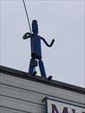 Image for Fishing Muffler Man - Moorhead, MN