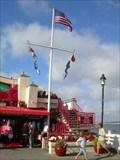 Image for Old Fisherman's Wharf Flag Pole - Monterey, California