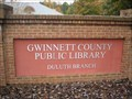 Image for Duluth Branch of the Gwinnett County Public Library System